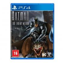 Game Batman The Enemy Within - PS4 - Warner bros