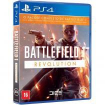 Game Battlefield 1 Revolutions para PS4 - Ea