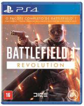 Game Battlefield Revolution - PS4 - Sony