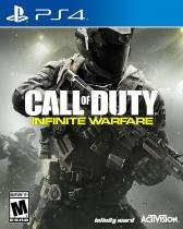 Game Call Of Duty - Infinite Warfare - PS4 - Activision Blizzard