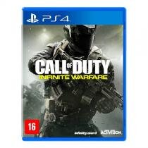 Game Call Of Duty: Infinite Warfare - PS4 - Activision