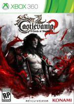 Game castlevania: lords of shadow 2 (bra) kon - x360 - Xbox 360 - Konami