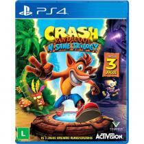 Game Crash Bandicoot Nsane Trilogy - PS4 - Activision Blizzard