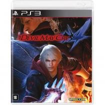 Game - Devil May Cry 4 - PS3 - Capcom