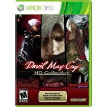 Game Devil May Cry HD Collection - Xbox 360 - Capcom
