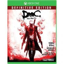 Game DMC Devil May Cry: Definitive Edition - XBOX ONE - Capcom