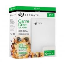Game Drive Seagate 2TB + Xbox Game Pass 1 Mês - Xbox -