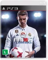 Game FIFA 18 - PS3 - Sony