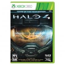 Game Halo 4: Game of the Year Edition Xbox 360 - Microsoft