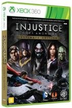 Game Injustice: Ultimate Edition - Xbox 360 - Warner games