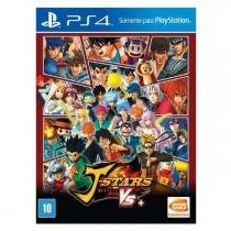 Game J-stars Victory Vs+ - Ps4 - SONY