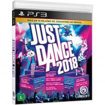 Game - Just Dance 2018 - PS3 - Sony