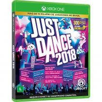 Game Just Dance 2018 - Xbox One - Ubsoft