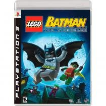 Game Lego Batman: The Videogame - PS3 - WB Games