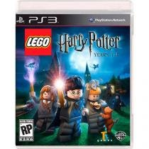 Game Lego Harry Potter - PS3 - Warner