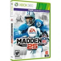 Game Madden NFL 25 - XBOX 360 - Sony