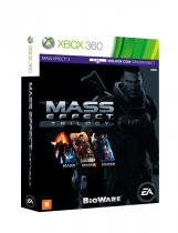 Game Mass Effect Trilogy - Xbox 360 - BioWare