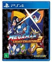 Game Mega Man Legacy Collection - PS4 - Sony