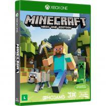 Game Minecraft: Edição Favorite Packs - Xbox One - Microsoft