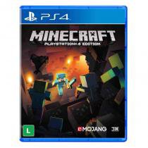 Game Minecraft PS4 - Sony