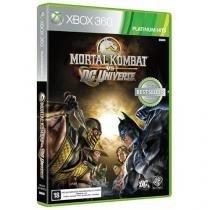 Game Mortal Kombat Vs Dc Universe - Xbox 360 - Warner bros games