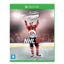 Game NHL 16 Xbox One - Warner