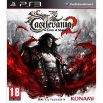 Game ps3 castlevania lords of shadow 2 - Sony