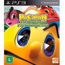 Game ps3 pac-man and the ghostly adventures - Sony