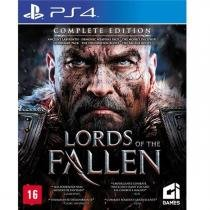 Game ps4 lords of the fallen: complete edition Ci games