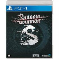 Game Ps4 Shadow Warrior - SONY