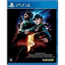 Game Resident Evil 5 - PS4 - Capcom