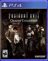 Game Resident Evil Origins - Collection BR - PS4 - Jogos PlayStation 4