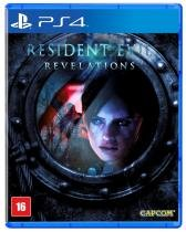 Game Resident Evil: Revelations - PS4 - Sony