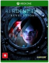 Game Resident Evil: Revelations - XBOX ONE - Microsoft