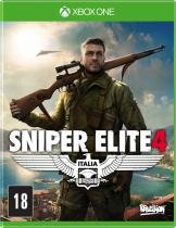 Game Sniper Elite 4 - Xbox One - Sony Music