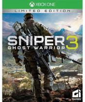 Game Sniper Ghost Warrior 3 Edição Limitada - Xbox One - Sony Music