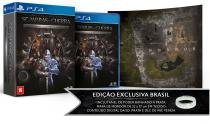 Game Sombras da Guerra Ed. Prata - PS4 - Sony