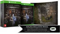 Game Sombras da Guerra Ed. Prata - XBOX ONE - Microsoft