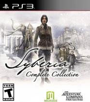 Game syberia complete collection - ps3 - 505 games