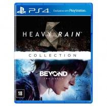 Game The Heavy Rain  Beyond Two Souls Collection PS4 - Sony