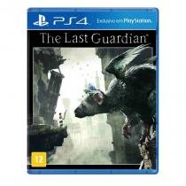 Game The Last Guardian PS4 Sony