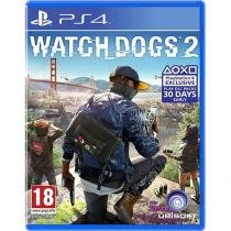 Game Watch Dogs 2 PS4 -