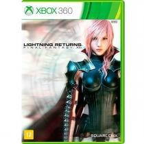 Game Xbox 360 Lightning Returns Final Fantasy Xiii - Microsoft