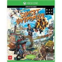 Game xbox one sunset overdrive day one - Microsoft