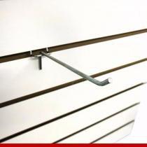 Gancho Eucatex Painel Perfurado Canaletado Kit Com 120 de 20 cm - MS -