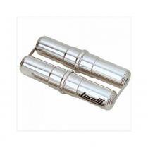 Ganza torelli tg561 alumínio duplo 330mm x 65mm - Torelli