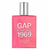 Gap established 1969 bright gap - perfume feminino - eau de toilette - 100ml -