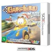Garfield Kart para Nintendo 3DS - Kids Mania