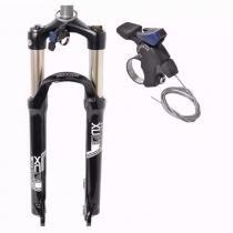 Garfo de Suspensão Para Bicicleta XCR DS RL 32 100MM Suntour -