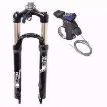 Garfo de Suspensão Para Bicicleta XCR DS RL 32 100MM Suntour - Suntour